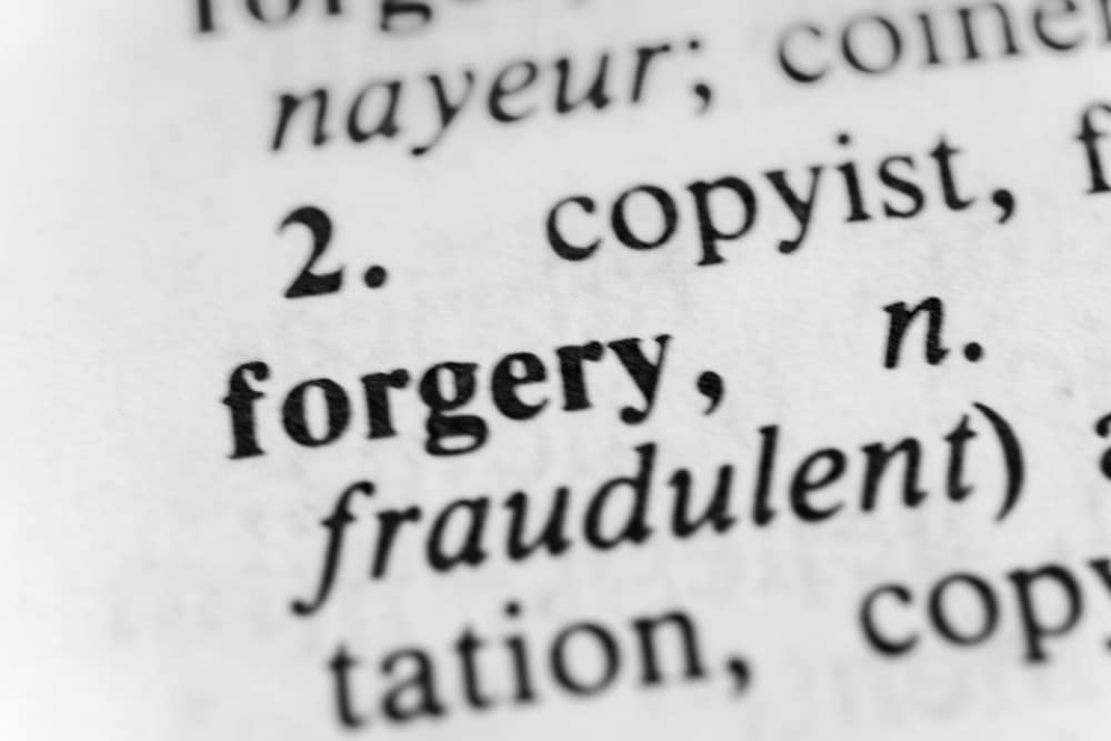 Wisconsin Forgery Charge Attorneys