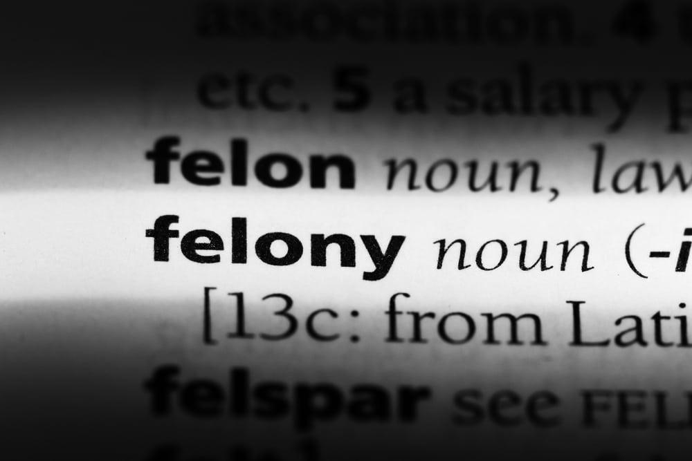 Felony Classifications in Wisconsin